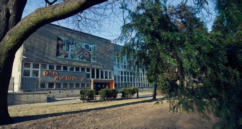 Dom Kultury budynek