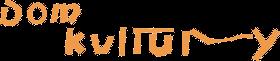 Dom Kultury w Rudzie Śląskiej – Bielszowicach. Logo