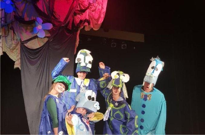 Sekcja teatralna Moklandia